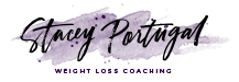 Stacey Portugal, Weight Loss Coach Logo