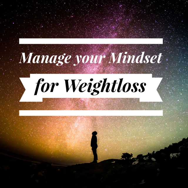 Manage your Mind for Weight Loss